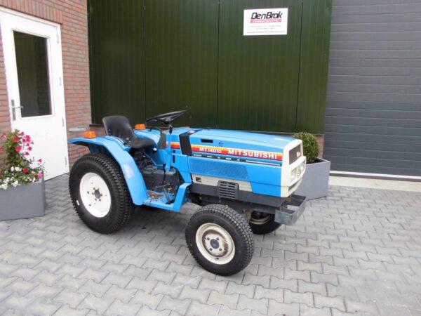 Mitsubischi 1401 4WD (kubota,iseki)