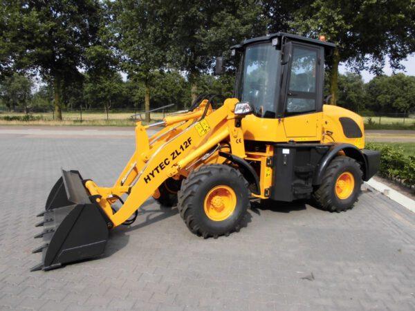 Hytec ZL12F shovel loader