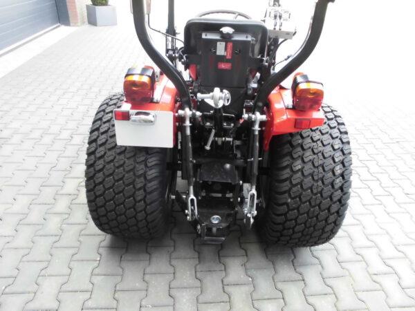 Field trac VST180 met voorlader (kubota,iseki,Solis)