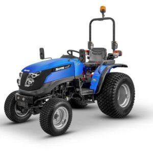 Solis 26 hydrostaat minitractor